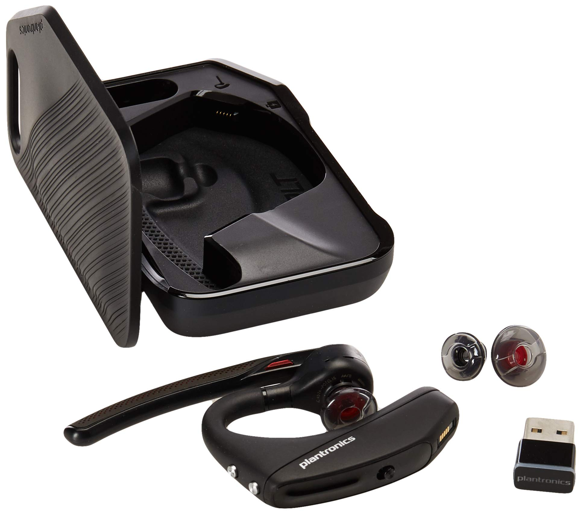 Plantronics VOYAGER-5200-UC (206110-01) Advanced NC Bluetooth Headsets System by Plantronics
