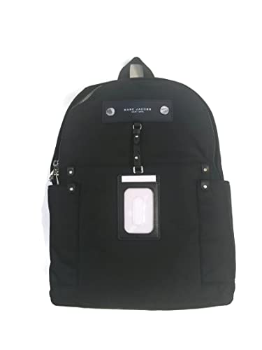 f00aebfbcb Amazon.com  Marc Jacobs Nylon Backpack - Black  Shoes