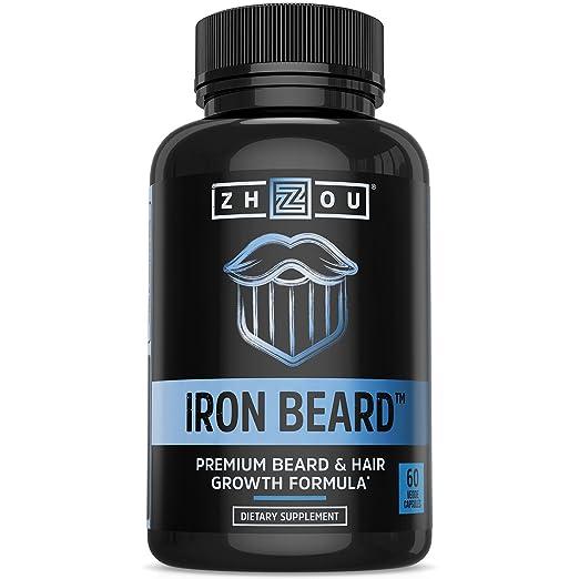 IRON BEARD Beard Growth Vitamin