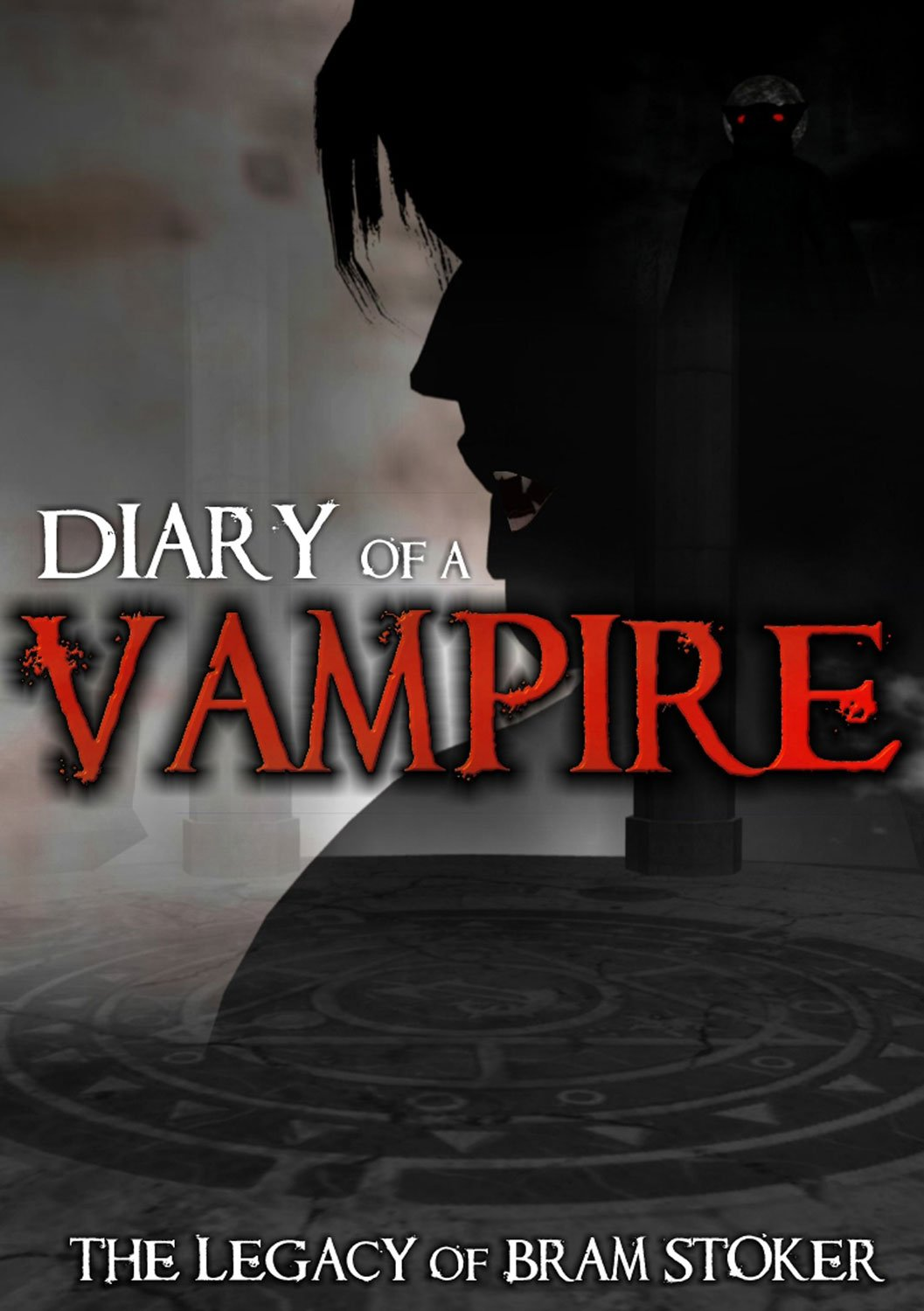 DVD : VARIOUS ARTISTS - Diary Of A Vampire: The Legacy Of Bram Stoker (DVD)