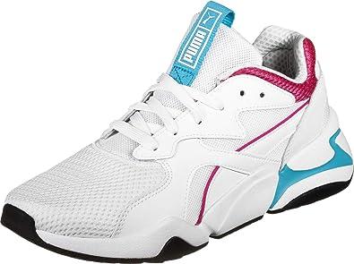 Puma Sneakers Nova Mesh Wn's Wn's White Fuchsia P 2019