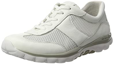 Gabor Women s Rollingsoft Low-Top Sneakers  Amazon.co.uk  Shoes   Bags 2a9ee8b0ae