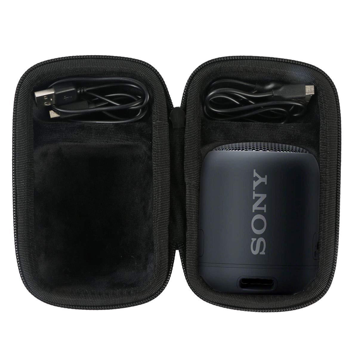 Funda Para Parlante Sony Sony Srs-xb12, Negro