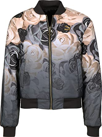 11ec3543eecb Puma - X Careaux Reversible Bomber Jacket - Jacket Women - S - Small   Amazon.co.uk  Clothing