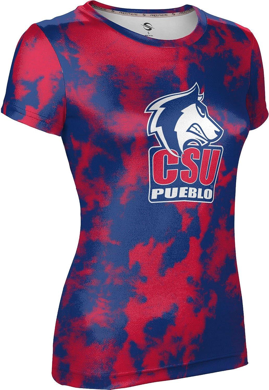 Grunge ProSphere Colorado State University Pueblo Girls Performance T-Shirt