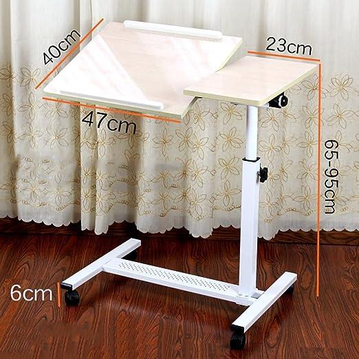 Mesa Extraíble For Computadora Portátil con Altura Ajustable Y ...