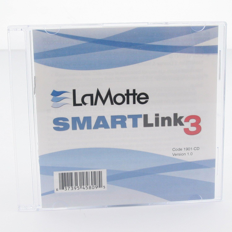 LaMotte 1901-CD SMARTLink 3 Software
