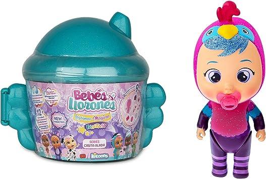 NEU Cry Babies Magic Tears von IMC Toys weint mit echtem Wasser Magic Bottle no1