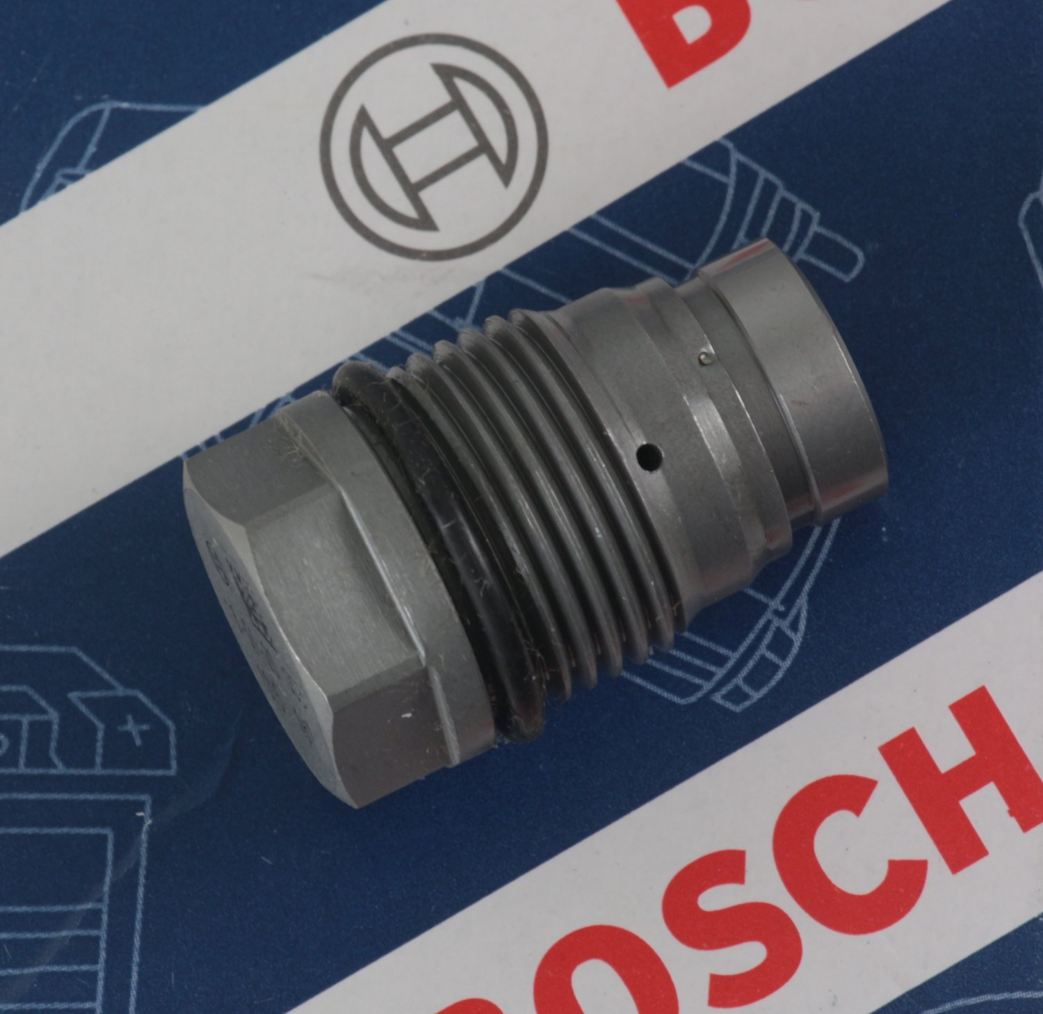 Amazon.com: NEW OEM BOSCH PRESSURE RELIEF VALVE FITS FORD RANGER TEMSA 4938005 0-445-214-112: Automotive
