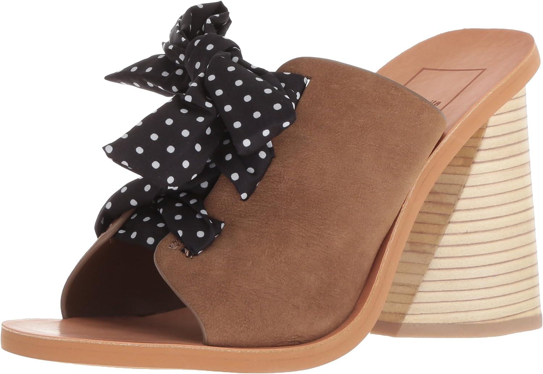 Dolce Vita Womens Amber Heeled Sandal