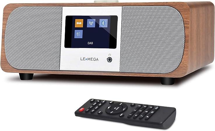Lemega M3 20 Watt Stereo Dab Digitalradio Mit Elektronik