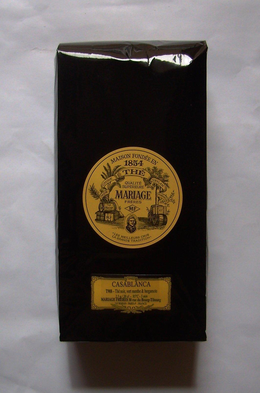Mariage Frères - CASABLANCA® - LOOSE LEAF BAG - 17.63oz / 500gr