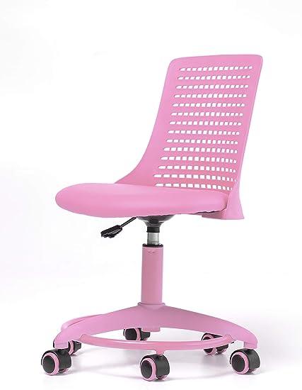 Amazon Com Office Factor Kid S Chair Adjustable Height Office