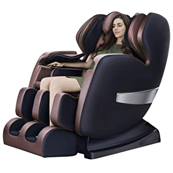 OOTORI Massage Chair, S Track Recliner with 3D Robot Hand
