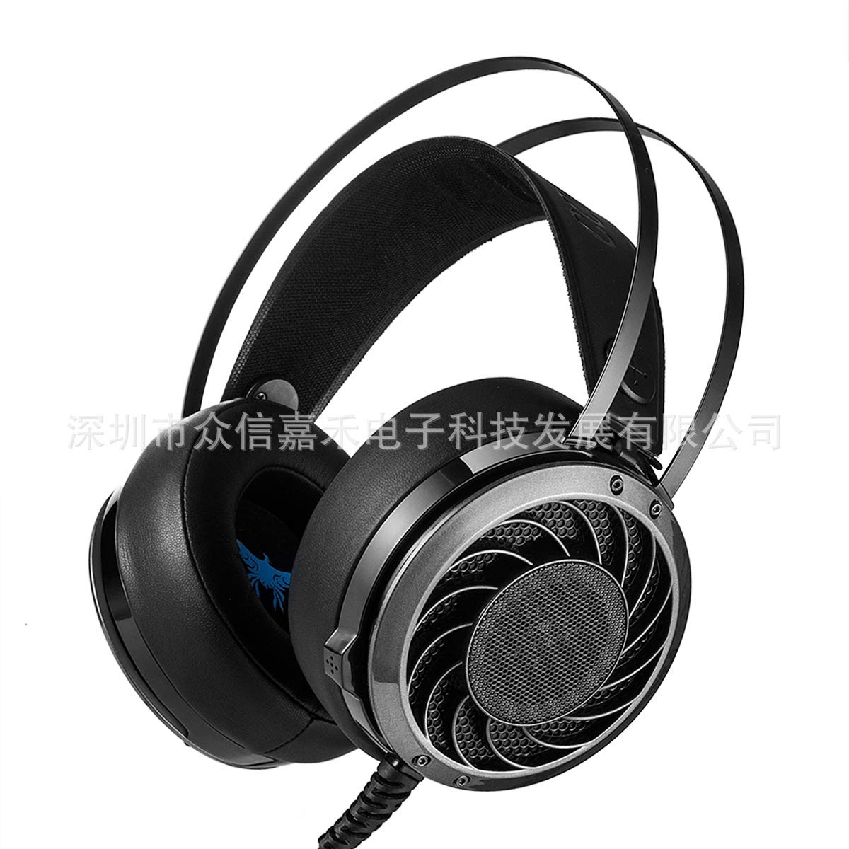 Gaming Headset,M160 Over-Ear Headphone,Stereo Noise Canceling Mic,HiFi Gaming Headphones for PC Computer Game