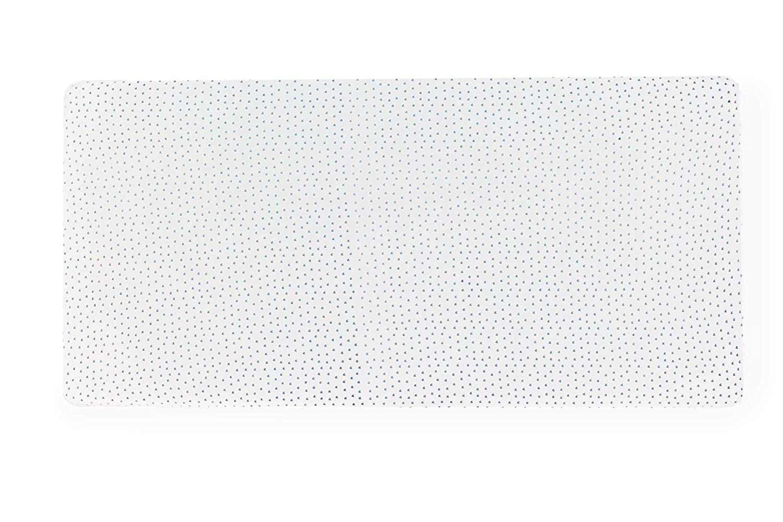Bettlaken Emma /& Noah Baby Spannbettlaken zertifiziert nach Oeko-Tex 70x140cm geeignet f/ür Jungen und M/ädchen Bettbezug Herz
