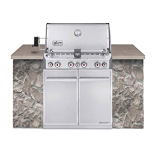 Weber Summit S-460 Built-in Natural Gas