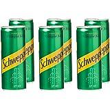 Schweppes Ginger Ale Drink, 6 x 250