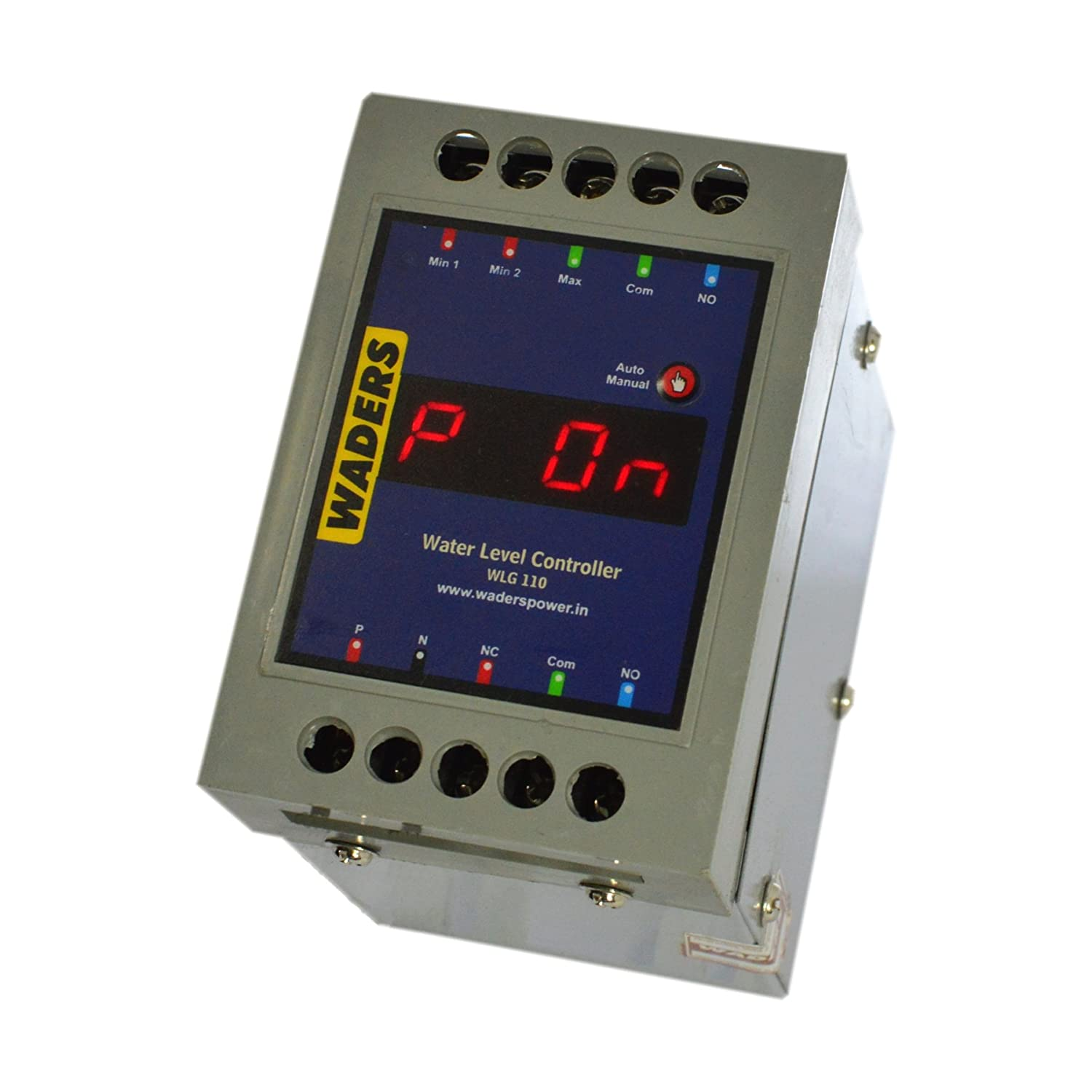 Waders Water Level Pump Controller Wlg 110 Sp Electronics