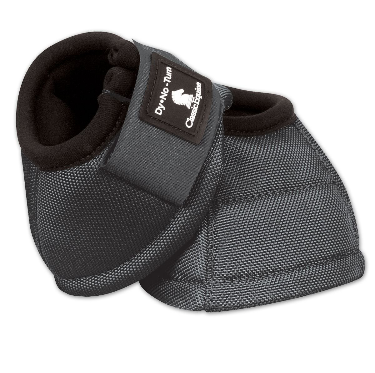 Classic Equine Dyno No-Turn Bell Boots B00IEI0ULE Large|Coral