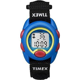Amazon.com: Timex Boys Time Machines Reloj digital, Negro ...