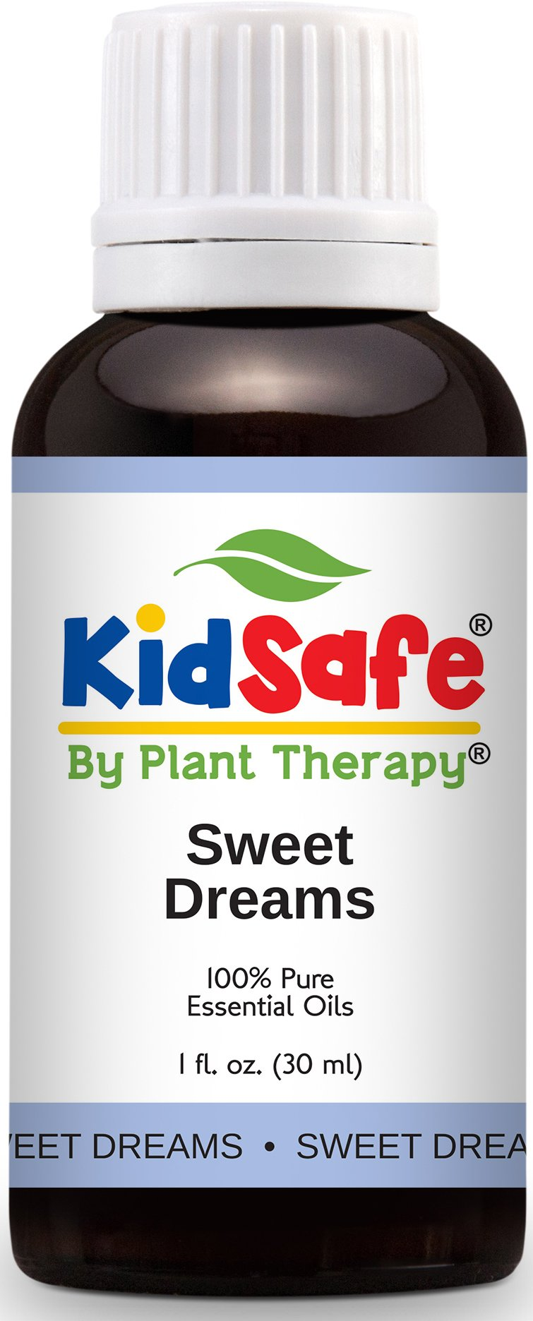 Plant Therapy KidSafe Sweet Dreams Synergy Essential Oil 30 mL (1 oz) 100% Pure, Undilated, Therapeutic Grade