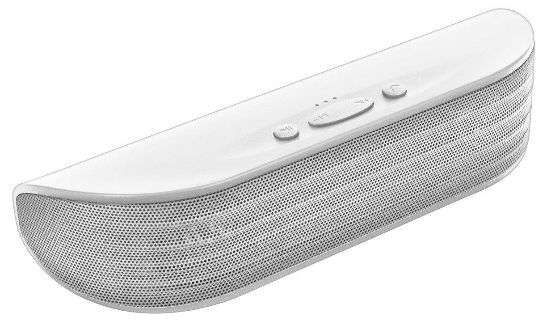 Targus Driver Bluetooth Speaker, White (TA-8BT): Amazon.in
