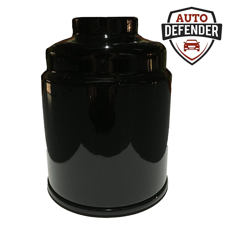 Auto Defender Rear Fuel Filter Water Separator For Dodge Cummins Ram 67l Turbo Engines Automotive