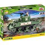 COBI - 2464 - Small Army WWII - - Sherman M4A1