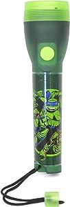 Idea Nuova, Inc. Ninja Turtle LED Flashlight, Ninja Turtles