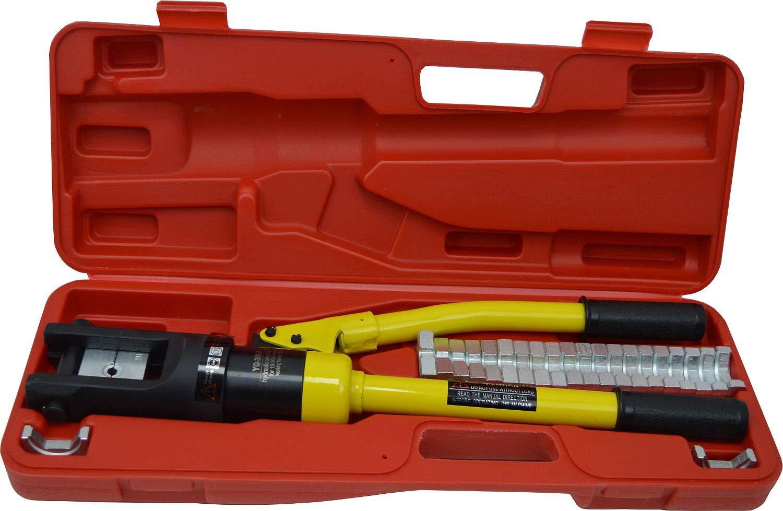 Hydraulische Kabelschuh Crimpzange 10 bis 300 mm/²