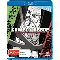Cowboy Bebop Remastered Sessions Collection 2 (Eps 14-26) (Blu-ray)