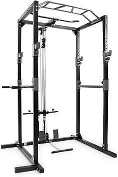 Massive Stahlkonstruktion Ultrasport Power Fitness Multifunktionales Rack f/ür effektives Ganzk/örpertraining