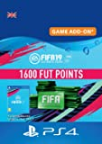 FIFA 19 Ultimate Team - 1600 FIFA Points | PS4 Download Code - UK Account