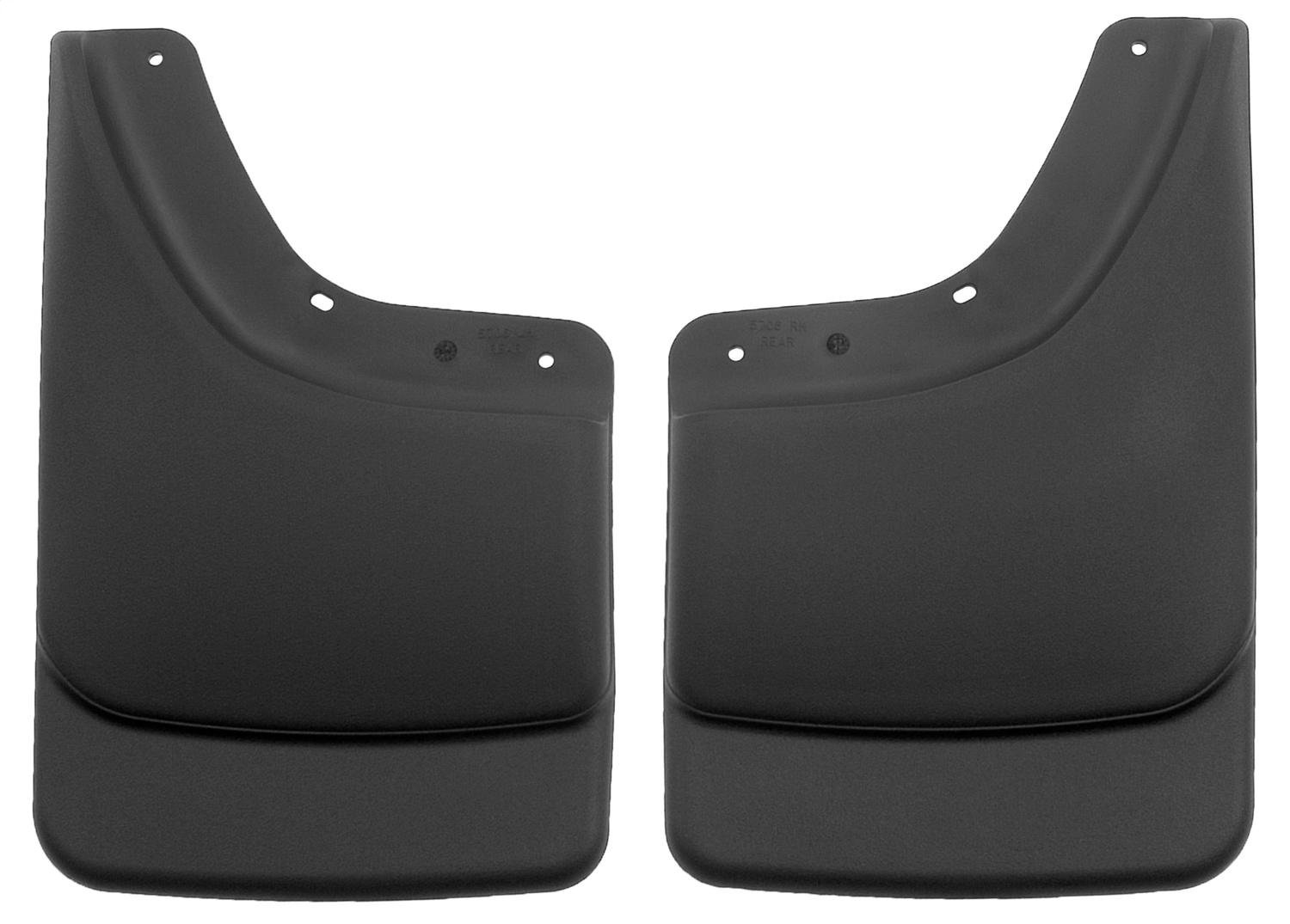 Husky Liners Front Mud Guards Fits 02 08 Ram 1500 03 09 2008 Dodge Fuel Filter 2500 3500 W Flares Automotive