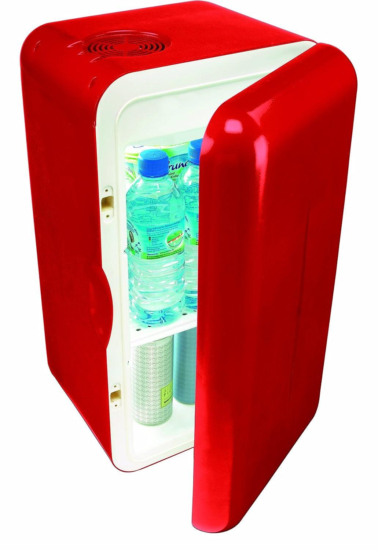 Mobicool F16 Minikühlschrank 230 Volt [Energieklasse A++] rot ...