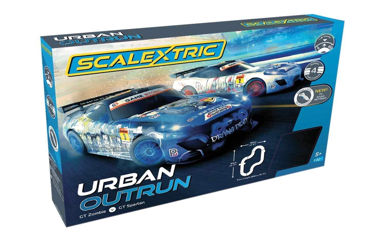 Scalextric C1379Urban Draußen Racing Set