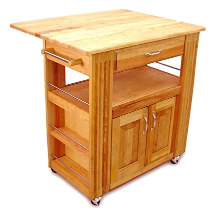 Amazon Com Catskill Craftsmen Heart Of The Kitchen Island With