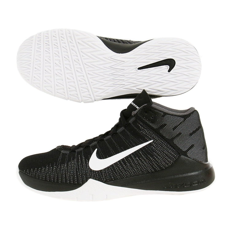 2a16c807b3f0 nike zoom ascention grade school boys basketball shoes