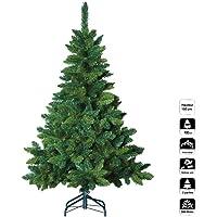 FEERIC CHRISTMAS - Sapin Artificiel Vert qualité Premium Collection Blooming H150cm