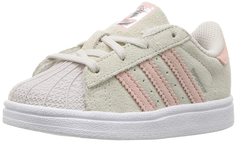 Greyice SneakerPearl Originals Girls' Superstar Pinkice Adidas J ynv0OmN8w