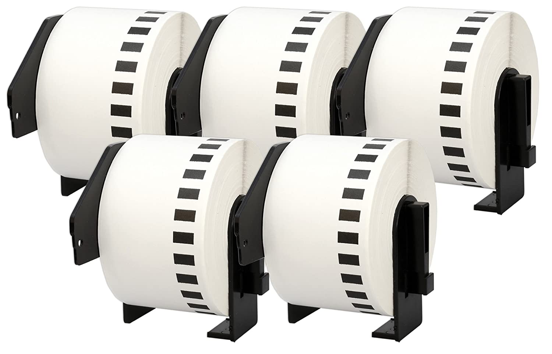 10x DK-11201 29 x 90 mm mm mm Adressetiketten (400 Stück Rolle) kompatibel für Brother P-Touch QL-1050 QL-1060N QL-1110NWB QL-1100 QL-500 QL-500BW QL-570 QL-580 QL-700 QL-710W QL-800 QL-810W QL-820NWB B074RTQT4N | In hohem Grade geschätzt und weit ver f42e4b