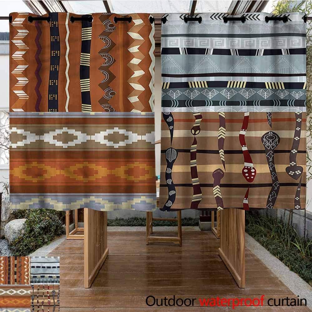 Sunnyhome Cortina para Puerta corredera, diseño de Caveman, para ...
