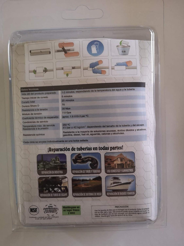 S VENDA REPARACI/ÓN TUBER/ÍAS VRTS1001