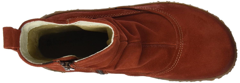 El Naturalista Damen N787 Lux Rot Suede Nido Kurzschaft Stiefel, Rot Lux Rot (Caldera) 25a2a1