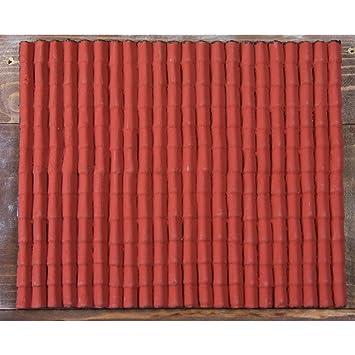 Panels In Kunststoff Dach Mit Dachziegel Kleine Und Feine Von Farbe