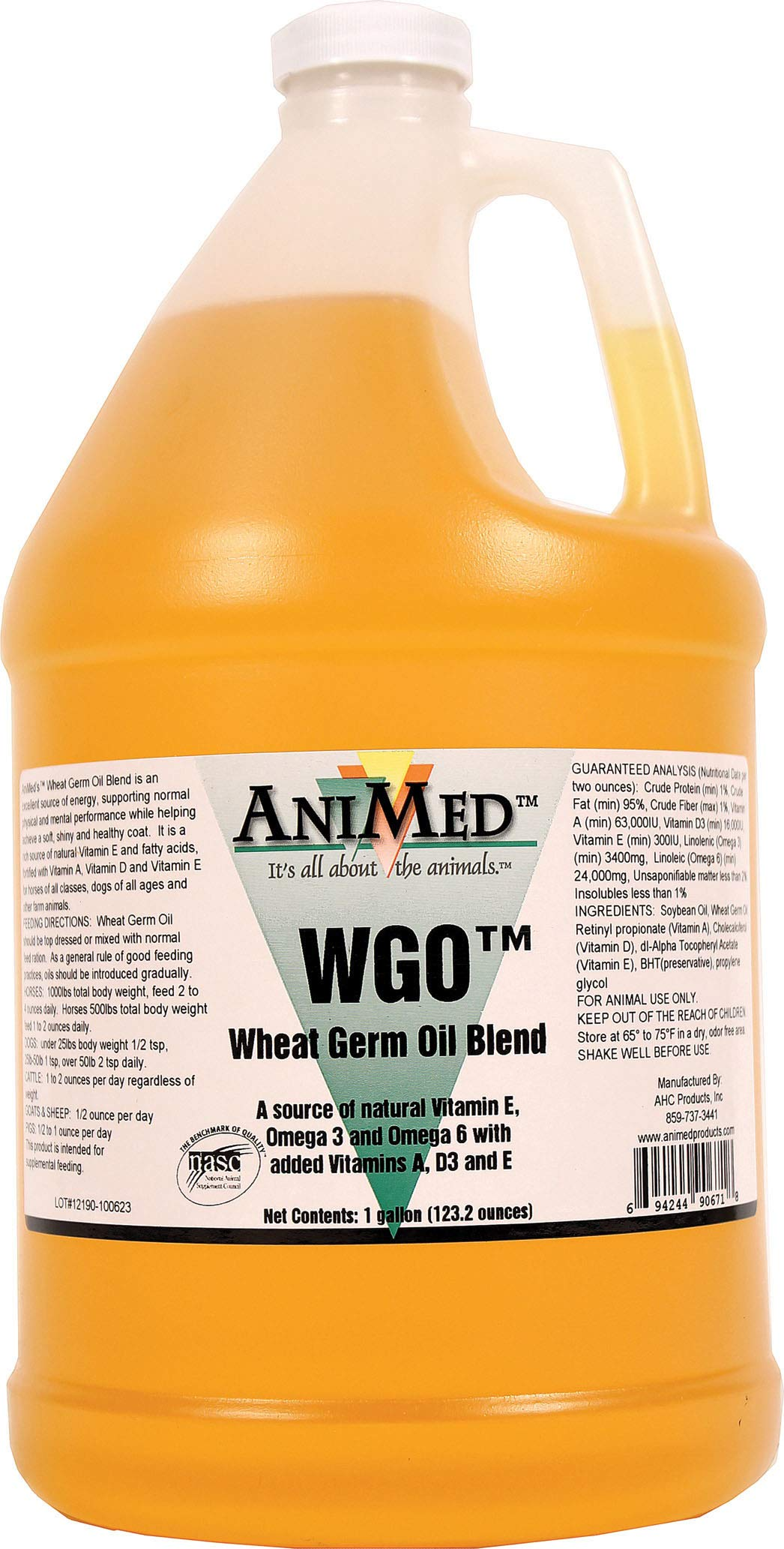 AniMed Wheat Germ Oil Blend by AniMed (Image #1)