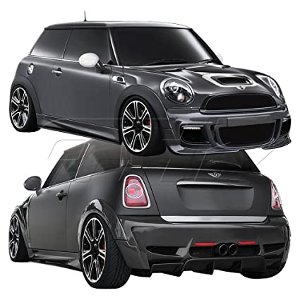 Amazoncom Duraflex Replacement For 2007 2013 Mini Cooper Hardtop