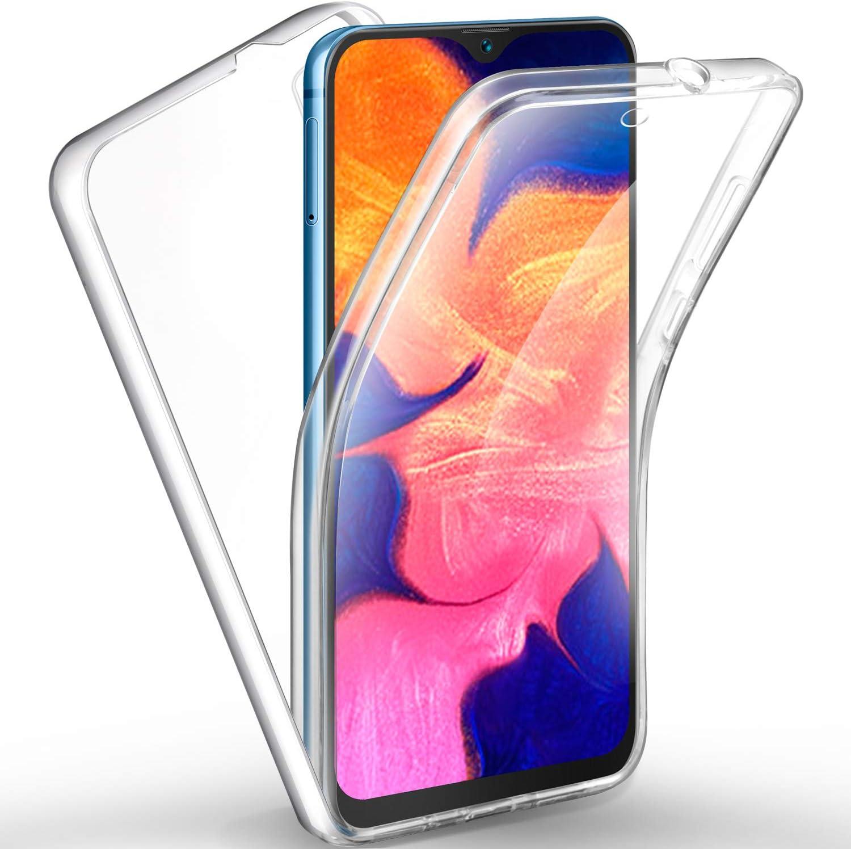 AROYI Funda Samsung Galaxy A90, Ultra Slim Doble Cara Carcasa ...