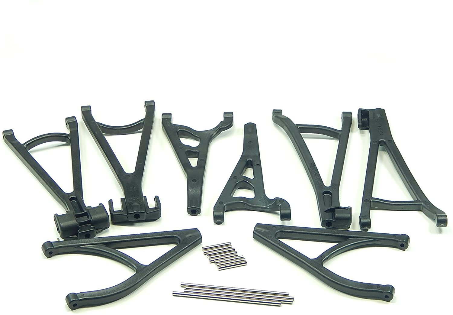 Traxxas Revo 3.3 Front & Rear Suspension Control A Arms & Pins 5331 5332 5333 71IoDbI2DUL
